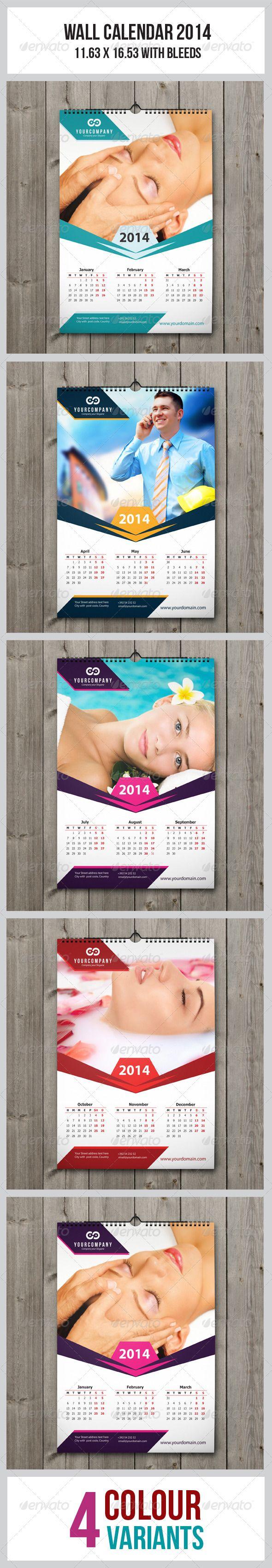 Kitchen Calendar Design : Best ideas about creative calendar on pinterest