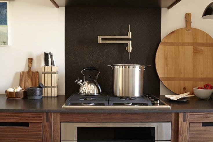 Love. Want. @Susan Serra kitchen design for DXV.