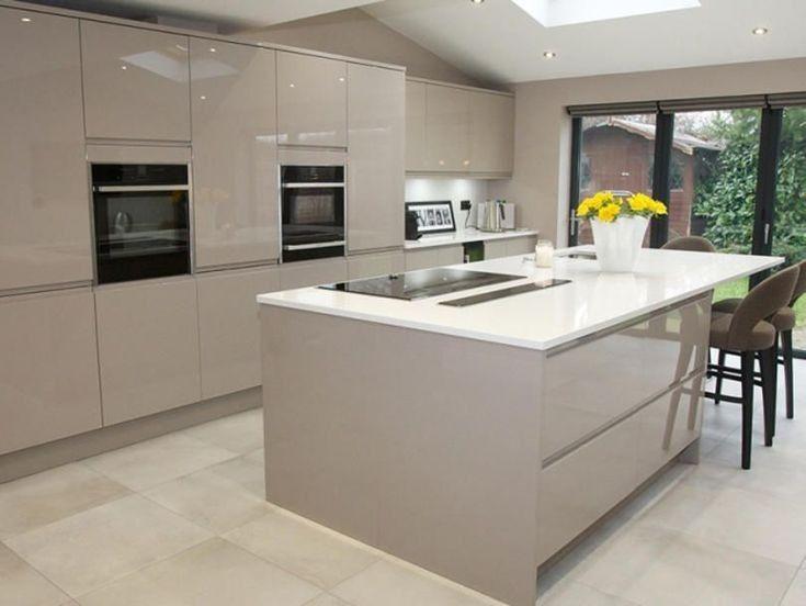 58 Amazing Kitshen Ideaѕ With The Moѕt Affordable Coѕt 22 Kitchen Room Design Modern Kitchen Island Design Open Plan Kitchen Living Room