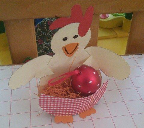 Chicken Egg Cup - Αυγοθήκη Κοτοπουλάκι