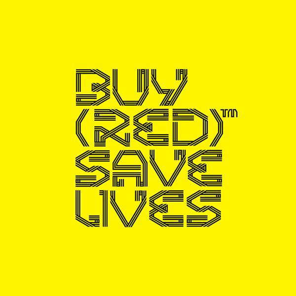 Buy Red Save Lives - Quiren display font by Medoks #typography #displayfont #font #typo #type #typographic