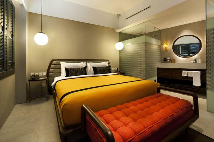 Kosenda Hotel — Jakarta  http://www.weheart.co.uk/2014/03/04/kosenda-hotel-jakarta/