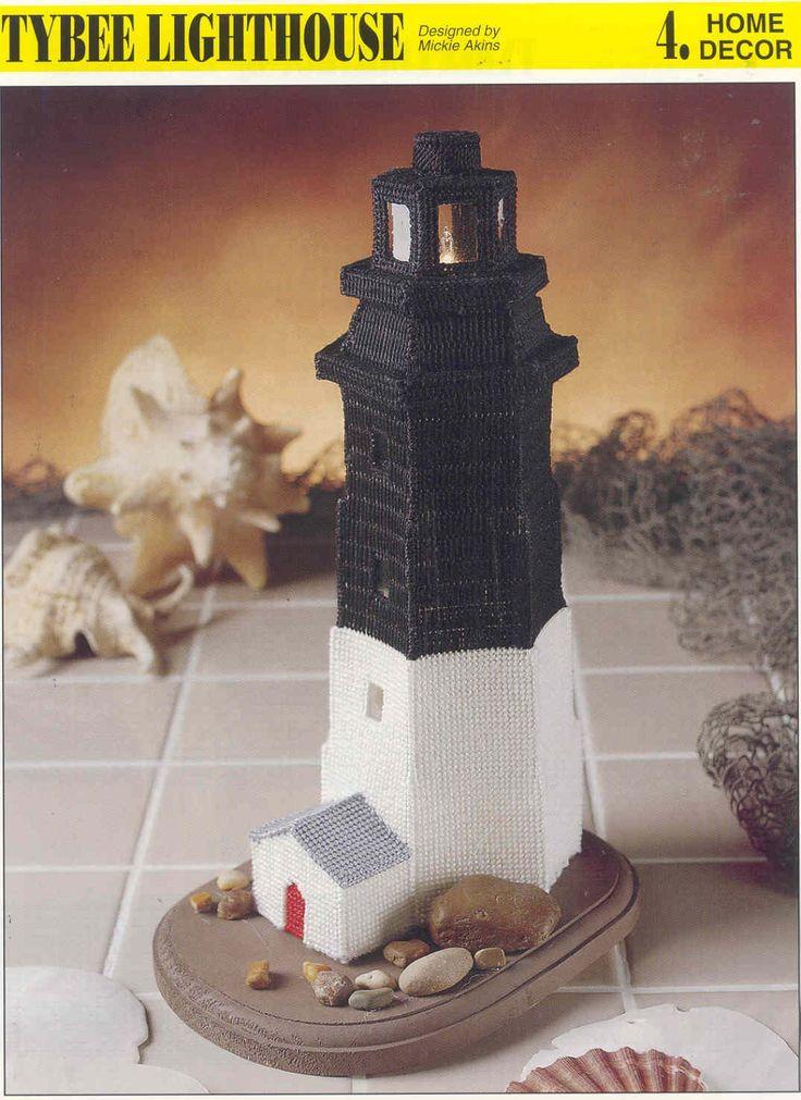 Pinterest Lighthouse Craft