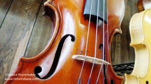 Biggs #Violin Shop in Porter, #Indiana