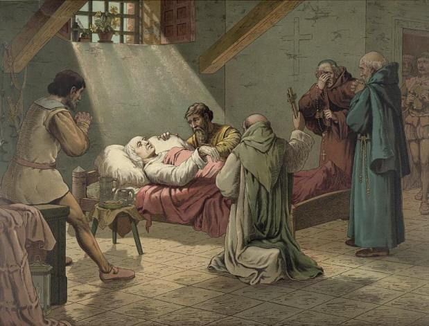 Hospice, Morphine and Preparing for Traditional Catholic Death #palliative #care #uk http://hotel.nef2.com/hospice-morphine-and-preparing-for-traditional-catholic-death-palliative-care-uk/  #catholic hospice # The first Hospice was started by the Catholic Sisters of Charity in London England in 1905 to help people who did not have a place to die. It was called St. Joseph s hospice because St. Joseph is the patron of the dying. I think the sisters who founded it came from […]