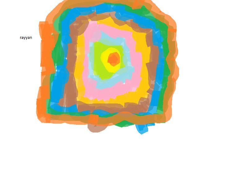 The Dot by Rayyan