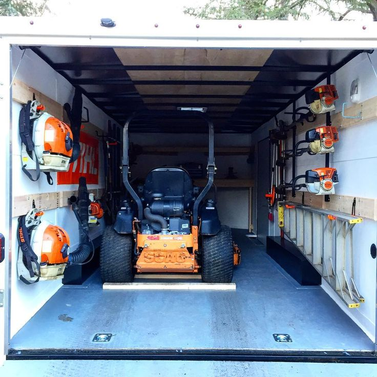 Landscaping Jobs Near Me Landscape trailers, Lawn care