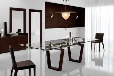 Targa Extensible Dining Table By Cattelan Italia   Modern   Dining Tables    Spacify Inc,