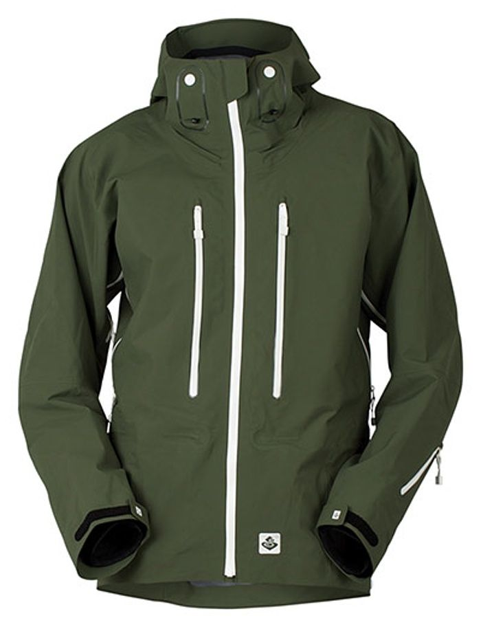 Ski kit: Sweet Men's supernaut jacket
