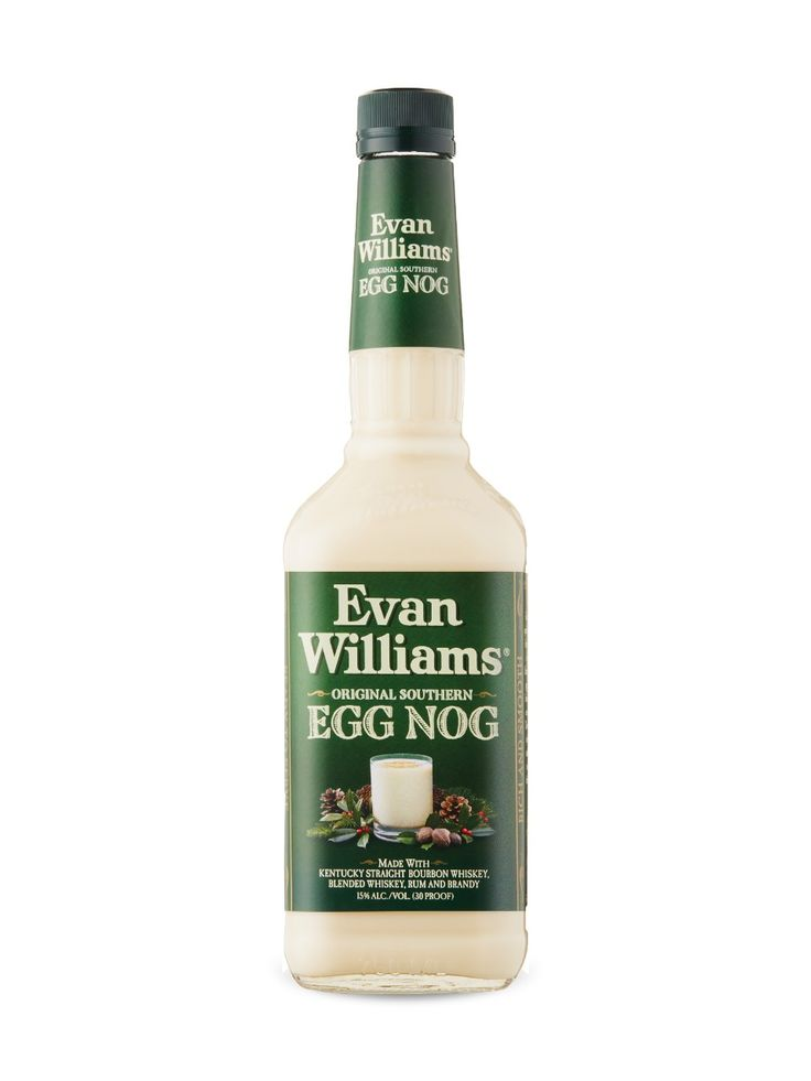 Evan Williams Eggnog (3)