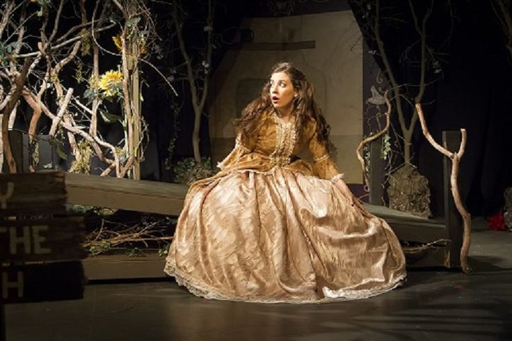 Into the Woods. The Firehouse Theatre.
