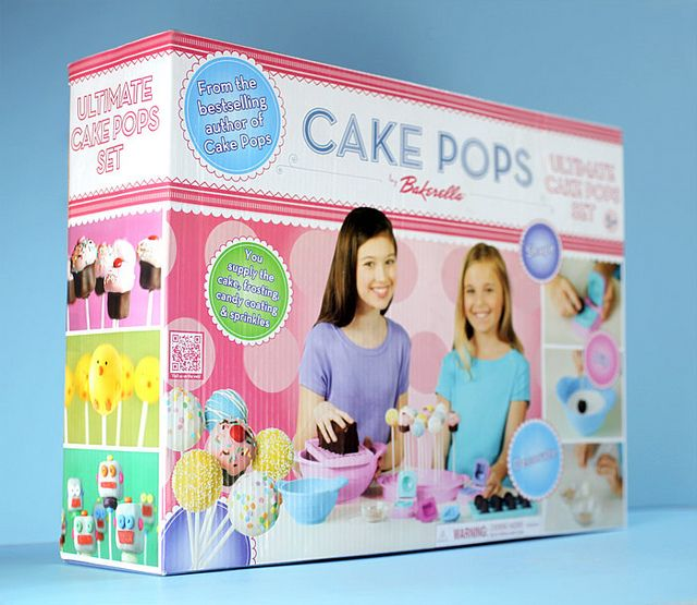 Cake Pops Set by Bakerella Toy by Bakerella, via Flickr ~ Sold