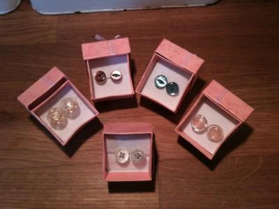 Vintage On Earrings Make Fabulous And Unusual Wedding Favours For Your Female Guests Which They Are