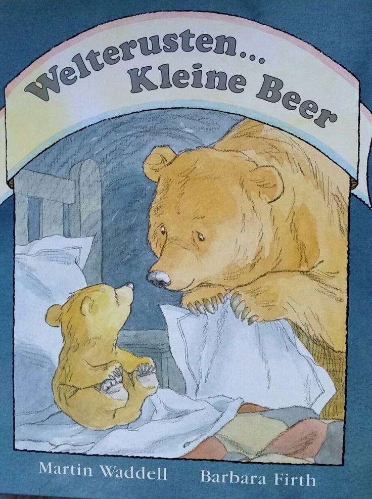 """Prentenboek """"Welterusten Kleine Beer"""""""