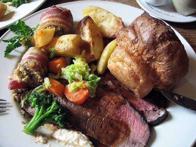 26 best british roast dinner images on pinterest roast dinner traditional english sunday roast photo by suzysvintageattic via flickr welsh recipesbritish recipestraditional english foodsunday roast dinnersunday forumfinder Choice Image