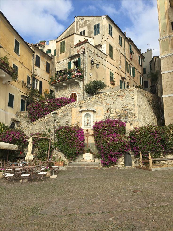 Cervo, Liguria, Italy by ~Arianna~