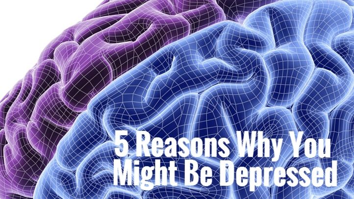 Scientists have some new ideas about what causes depression.