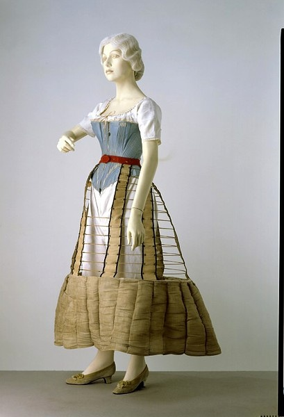 1860 crinoline