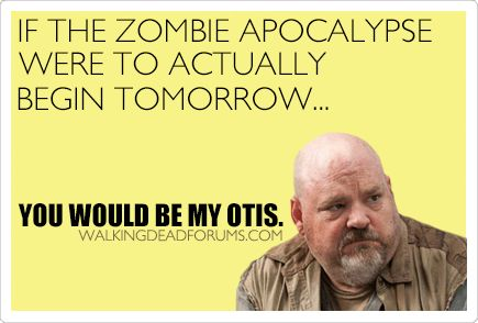 The Walking Dead Otis