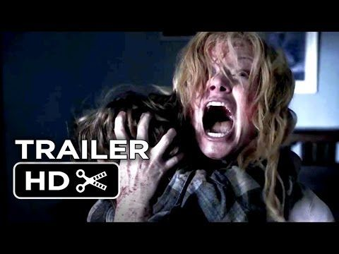 The Babadook Official Trailer #1 (2014) - Essie Davis Horror Movie HD - YouTube: playing in December!