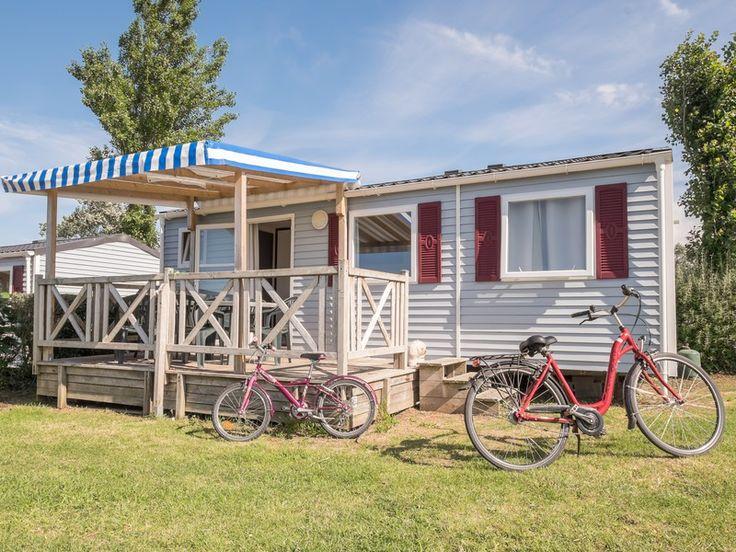 Camping Ker Vella // Plomodiern // Finistère Bretagne // Mobil-home