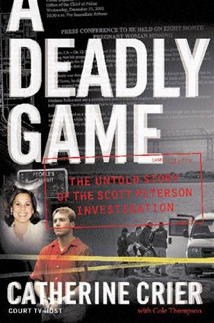 Very good book about the Laci Peterson murder as committed by her husband Scott.  Non-fiction.