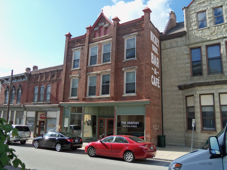 1000 Images About Georgetown Ky Commercial District On National Register Of Historic Places On