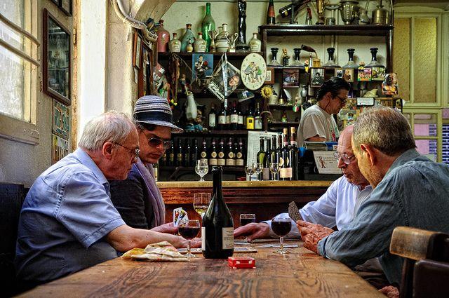 Osteria del Sole, Bologna by sdhaddow