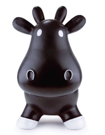 Trumpette Rubber Bouncy Cow - Holiday Gift Guide | Celeb Baby Laundry