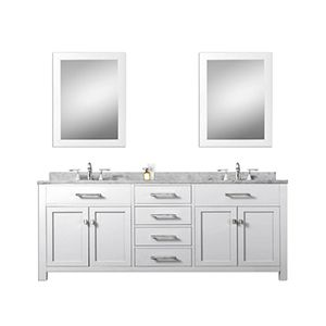 madison pure white 72 inch double sink bathroom vanity vanities bathroom vanities bathroo