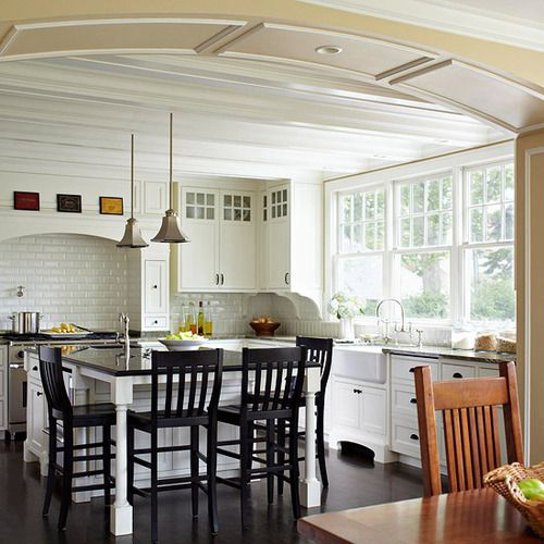 22 White Kitchens That Rock: 22 Best Kitchen Arch Images On Pinterest