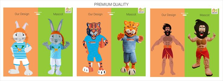 Designed Mascots for Jack Rabbit  Restaurant and Pro Kabaddi League 2017