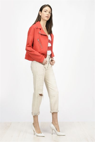 Pinko Technical fleece jacket
