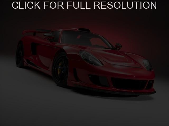Porsche Carrera GT #8