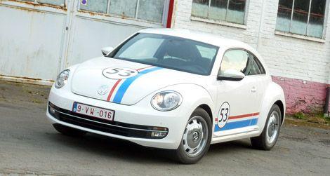 #Oscaro.com Pieces Auto. Essai Volkswagen Coccinelle 1.2 TSI : la bébête à bon dieu ! » Beetle mini 3
