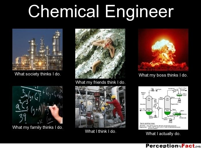 My major is chemical engineering but....?