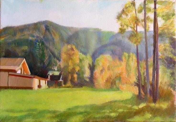 Alpesi otthon