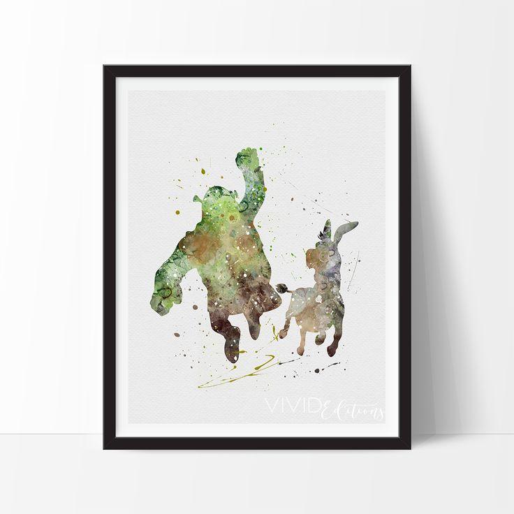 Best Shrek Quotes: Best 25+ Shrek Donkey Ideas On Pinterest