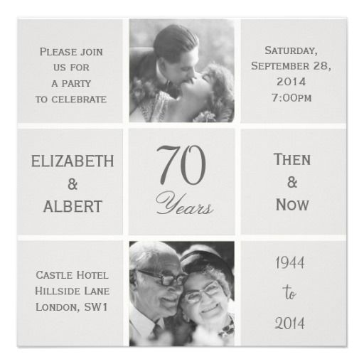 70 Year Wedding Anniversary Gifts: 70th Wedding Anniversary Quotes. QuotesGram
