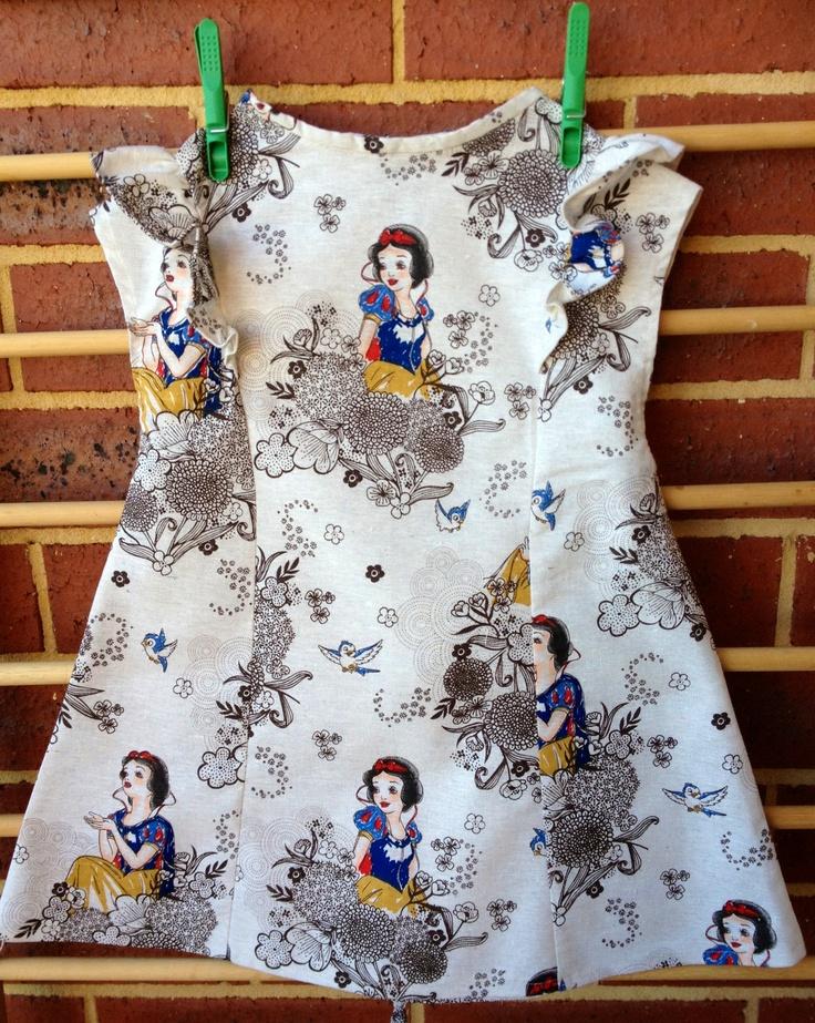 Beautiful Snow White fabric Elephant and Elegance pattern