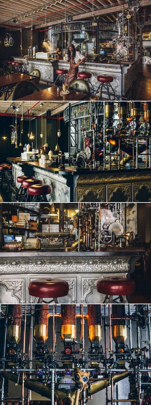 南アフリカのケープタウンにあるスチームパンクなコーヒーショップ  (via via http://www.yatzer.com/truth-coffee-cape-town…) pic.twitter.com/WxXl8HsIk9