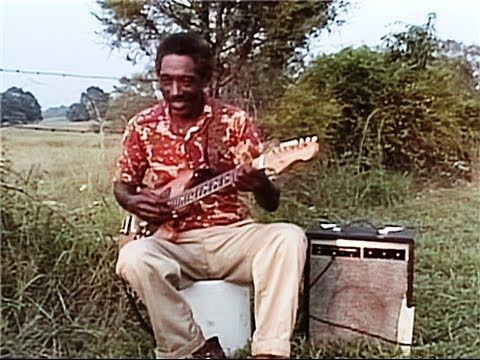 R.L. Burnside: See My Jumper Hanging On the Line (1978) - YouTube