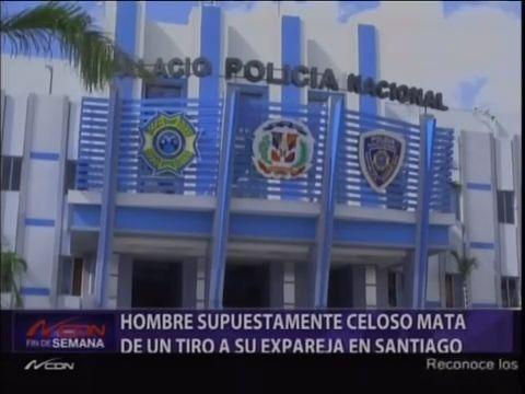 Hombre Supuestamente Celoso Mata De Un Tiro A Su Ex Esposa En Santiago #Video