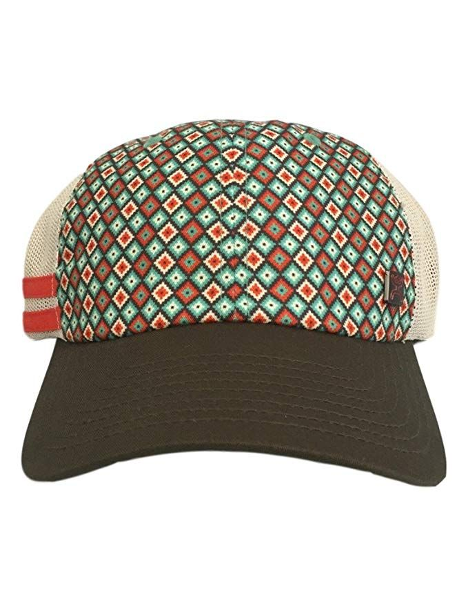 79841d52cd5f HOOey Hat Womens Baseball Cap Squaw One Size Brown 1663T-BR Review ...