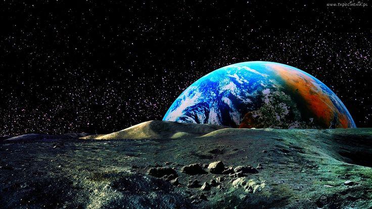 Ziemia, Kosmos, Gwiazdy