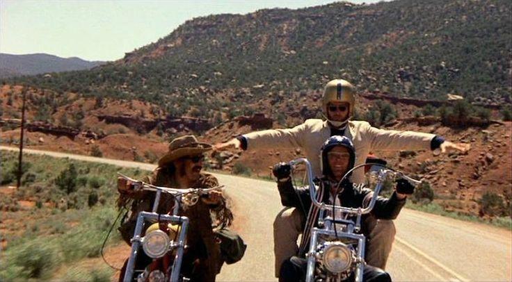 Easy Rider - 1968 - Dennis Hopper ~ Peter Fonda ~ Jack Nicholson