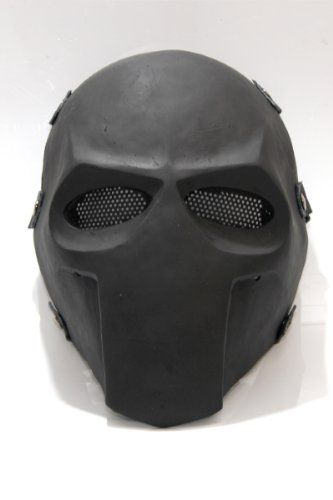 "Army of Two Custom Airsoft Mask and Prop Mask "" Flat Black # 2 "" Airsoft mask,http://www.amazon.com/dp/B008BEFKMA/ref=cm_sw_r_pi_dp_Sxucsb0BJ59JGC9W"