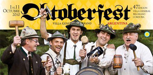 Oktoberfest 2010 47° Fiesta Nacional de la Cerveza