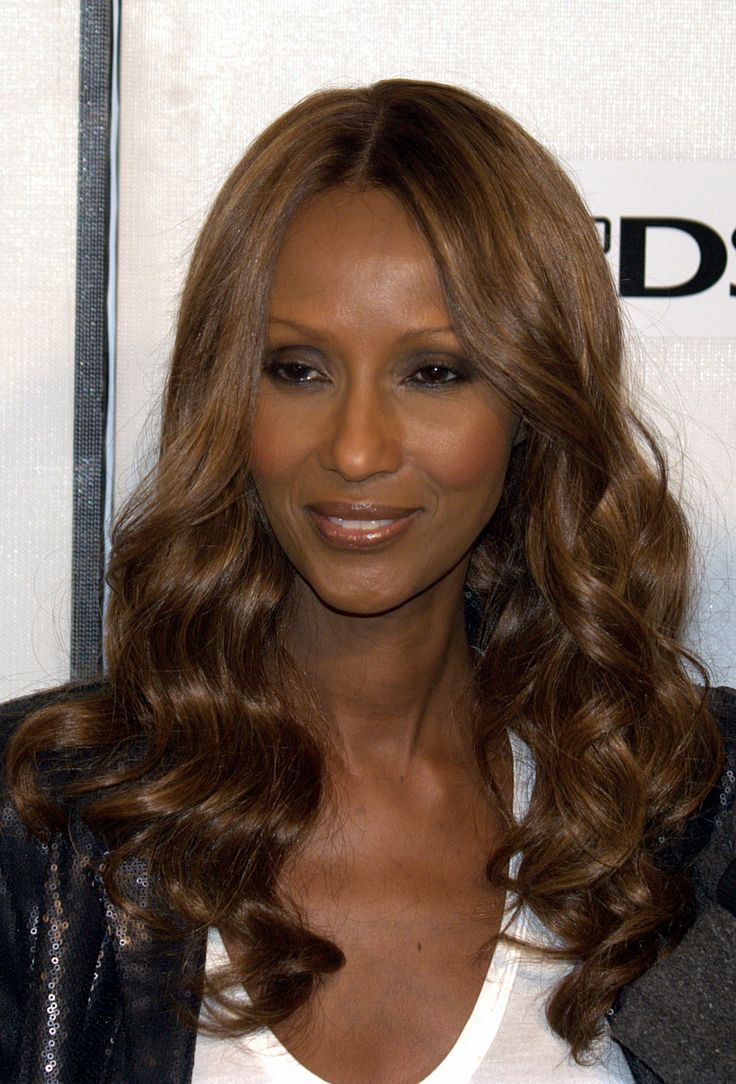 Iman at the 2009 Tribeca Film Festival - Iman (model) - Wikipedia