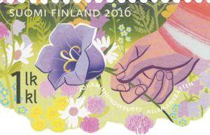 Picking flowers, Jokamiehen oikeudet, Finland 2016